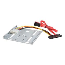 Startech - Startech.com kit di montaggio disco rigido sata 2,5'' in alloggiamento unità 3,