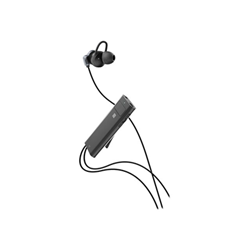 Auricolari con microfono Cellular Line - Lounge Nero Bluetooth