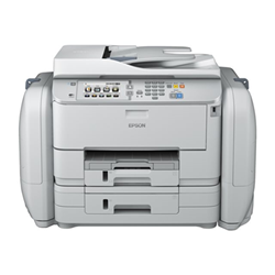 Multifunzione inkjet Epson - Workforce pro wf-r5690dtwf - stampante multifunzione - colore c11ce27401cw