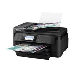 Multifunzione inkjet Epson - Workforce wf-7710dwf - stampante multifunzione (colore) c11cg36413