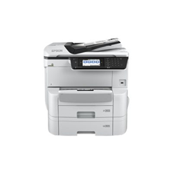 Multifunzione inkjet Epson - Workforce pro wf-c8690dtwf - stampante multifunzione - colore c11cg68401bb