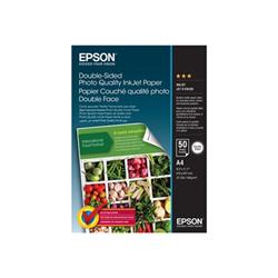 Carta fotografica Epson - Double-sided photo quality inkjet paper - carta fotografica - opaca c13s400059
