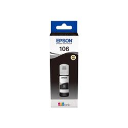 Serbatoio Epson - 106 - nero per foto - originale - serbatoio inchiostro c13t00r140