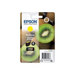 Cartuccia Epson - 202 - giallo - originale - cartuccia d'inchiostro c13t02f44020