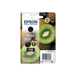 Cartuccia Epson - 202xl - xl - nero - originale - cartuccia d'inchiostro c13t02g14020