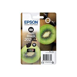 Cartuccia Epson - 202xl - alta capacità - nero per foto - originale c13t02h14010