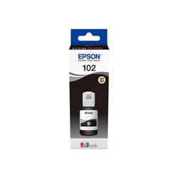 Serbatoio Epson - 102 - nero - originale - serbatoio inchiostro c13t03r140