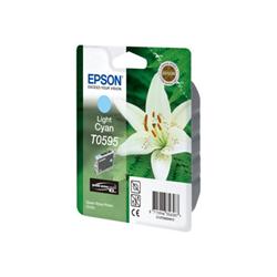 Epson - Cartuccia ciano light per