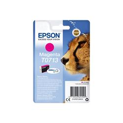 Cartuccia Epson - T0713 - magenta - originale - cartuccia d'inchiostro c13t07134012