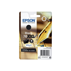 Cartuccia Epson - 16xxl - xl - nero - originale - cartuccia d'inchiostro c13t16814022