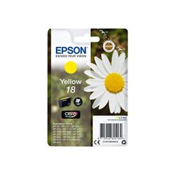 Cartuccia Epson - 18 - giallo - originale - cartuccia d'inchiostro c13t18044012