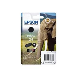 Cartuccia Epson - 24 - nero - originale - cartuccia d'inchiostro c13t24214012