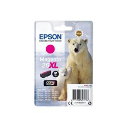 Cartuccia Epson - 26xl - xl - magenta - originale - cartuccia d'inchiostro c13t26334022