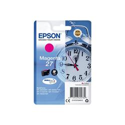Cartuccia Epson - 27 - magenta - originale - cartuccia d'inchiostro c13t27034012