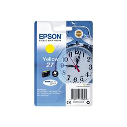 Cartuccia Epson - 27 - giallo - originale - cartuccia d'inchiostro c13t27044022