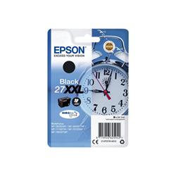 Cartuccia Epson - 27xxl - xl - nero - originale - cartuccia d'inchiostro c13t27914022