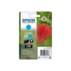 Cartuccia Epson - 29xl - xl - ciano - originale - cartuccia d'inchiostro c13t29924022