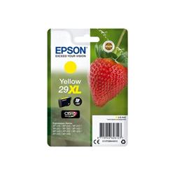 Cartuccia Epson - 29xl - xl - giallo - originale - cartuccia d'inchiostro c13t29944012