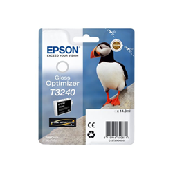 Cartuccia Epson - T3240 gloss optimizer - originale c13t32404010