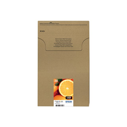 Cartuccia Epson - Multipack 33 - confezione da 5 c13t33374510