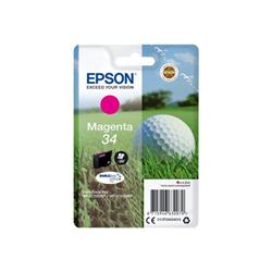 Cartuccia Epson - 34 - magenta - originale - cartuccia d'inchiostro c13t34634010