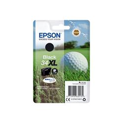 Cartuccia Epson - 34xl - xl - nero - originale - cartuccia d'inchiostro c13t34714010