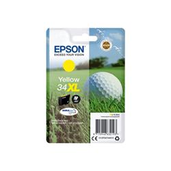 Cartuccia Epson - 34xl - xl - giallo - originale - cartuccia d'inchiostro c13t34744010