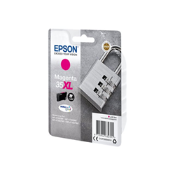 Cartuccia Epson - 35xl - xl - magenta - originale - cartuccia d'inchiostro c13t35934020