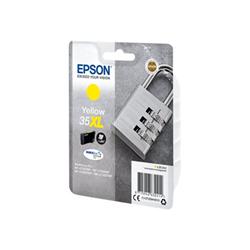 Cartuccia Epson - 35xl - xl - giallo - originale - cartuccia d'inchiostro c13t35944010