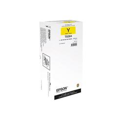 Epson - T8384 - giallo - originale - ricarica inchiostro c13t838440