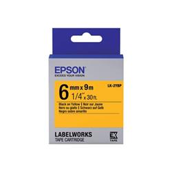 Nastro Epson - Labelworks lk-2ybp - rotolo di etichette - 1 cassetta(e) c53s652002