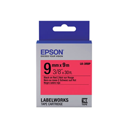 Nastro Epson - Labelworks lk-3rbp - rotolo di etichette - 1 cassetta(e) c53s653001