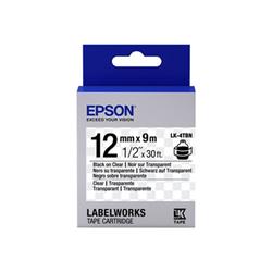 Nastro Epson - Labelworks lk-4tbn - rotolo di etichette - 1 cassetta(e) c53s654012