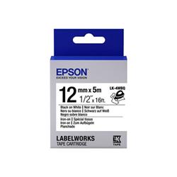 Nastro Epson - Labelworks lk-4wbq - rotolo di etichette - 1 cassetta(e) c53s654024
