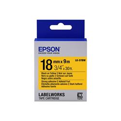 Nastro Epson - Labelworks lk-5ybw - rotolo di etichette - 1 cassetta(e) c53s655010