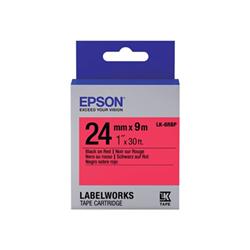 Nastro Epson - Labelworks lk-6rbp - rotolo di etichette - 1 cassetta(e) c53s656004