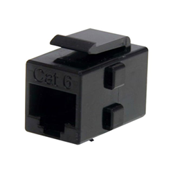 Startech - Startech.com accoppiatore di rete jack keystone rj45 cat 6 c6keycoupler