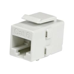 Startech - Startech.com accoppiatore di rete jack keystone rj45 cat 6 bianco c6keycouplwh