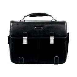 Borsa Piquadro - Blue square borsa trasporto notebook ca1068b2/n