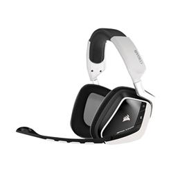 Corsair Gaming VOID RGB Dolby 7.1 - Casque - pleine taille - sans fil - 2,4 GHz - blanc