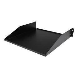 Startech - Startech.com scaffale cantilever per montaggio a rack 2u cabshelfhd
