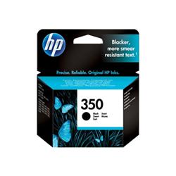 Cartuccia HP - 350 - nero - originale - cartuccia d'inchiostro cb335ee#uus
