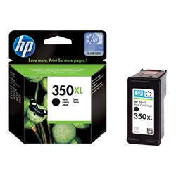 Cartuccia HP - 350xl - alta resa - nero - originale - cartuccia d'inchiostro cb336ee#uus