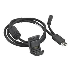 Cavo rete, MP3 e fotocamere Zebra - Tc8000 usb/charging cable