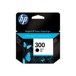 Cartuccia HP - 300 - nero - originale - cartuccia d'inchiostro cc640ee#uus