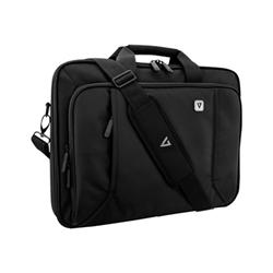 Borsa V7 - Professional frontloader laptop case borsa trasporto notebook ccp17-blk-9e