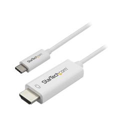 Cavo HDMI Startech - Startech.com cavo usb-c a hdmi da 3m - cavetto usb 3.1 tipo c a hdmi cdp2hd3mwnl