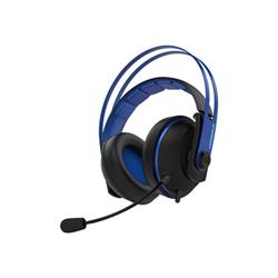 Cuffie con microfono Asus - Cerberus V2 Blue