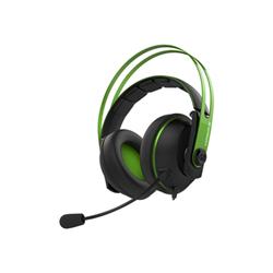 Cuffie con microfono Asus - Cerberus V2 Green