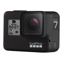 Action cam GOPRO - HERO7 Black 4K